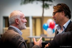 David Hulsenboom in gesprek