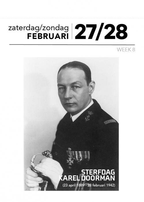 Veteranenscheurkalender 27 februari