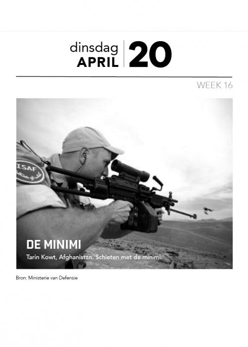 Veteranenscheurkalender 20 april