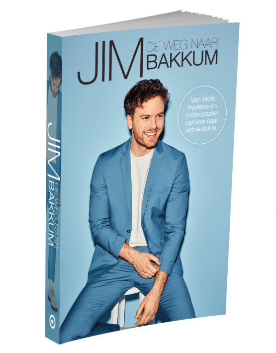 Jim Bakkum boek voorkant