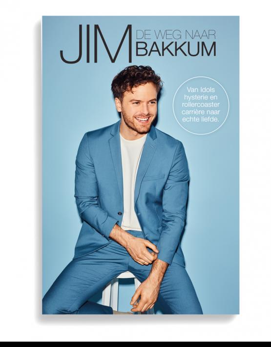 Jim Bakkum boek De weg naar Bakkum